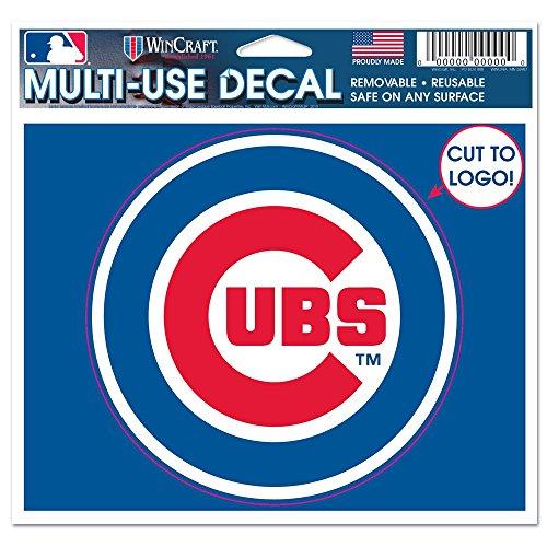 ステッカー MLB シカゴ・カブス チームロゴ