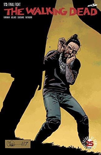 The Walking Dead #171 Charlie Adlard /& Dave Stewart Cover A Image Comics!