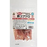 マルジョー&ウエフク ドッグフード 国産豚コブクロ(無添加・無着色) 30g×12袋 B-K【同梱・代引不可】