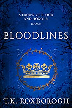 Bloodlines by [Roxborogh, T. K.]