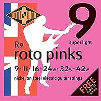 ROTOSOUND/ロトサウンド ROT-R9 [09-42] エレキギター弦