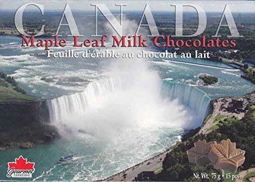 ナイアガラ ミルク チョコレート75g15粒入り 10箱