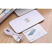 QI 充電 無接点充電 ワイヤレス充電 充電器 TORQUE G01 対応 (ホワイト)