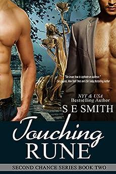 Touching Rune: Fantasy Romance (Heaven Sent Book 2) by [Smith, S.E.]