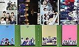 2PM 【メモ帳 80枚セット】 折りたたみ式