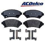 インパラ ブレーキパット フロント ACDelco ACデルコ '00y~'05y