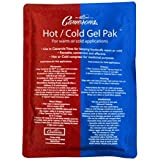 """Hot or Cold Gel Pack- XL Size (8 x 11"""") Reusable Ice Pak for Icing and Heating Injuries, Therapy, and Keeping Food Warm or Co"""