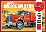 AMT 1/25 ホワイト・ウエスタンスター セミトラクター コカ・コーラ プラモデル AMT1160