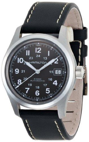 [ハミルトン]HAMILTON 腕時計 Khaki Field Auto 38mm(カーキ フィールド オート38mm) H70455863 メンズ 【正規輸入品】