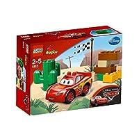 レゴ (LEGO) デュプロ カーズ ライトニング・マックィーン 5813