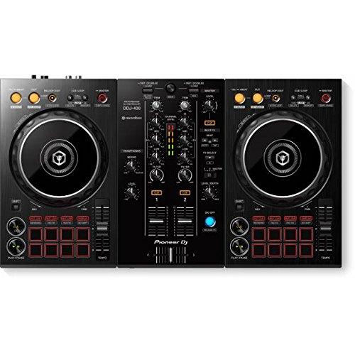 Pioneer DJ『rekordbox dj専用 2ch DJコントローラー DDJ-400』