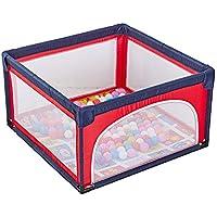 ベビーサークル 赤ちゃんPlaypenポータブル安全プレイヤードオックスフォード布プレイグラウンド、室内子供用プレイフェンス (サイズ さいず : 120x120cm)