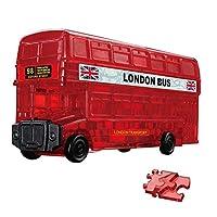 クリスタルパズル 53ピース ロンドン バス 50157 【人気 おすすめ 通販パーク】