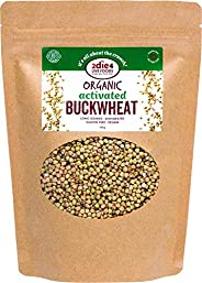 2Die4 Live Foods Activated Organic Buckwheat 300 g