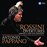 ROSSINI: OVERTURES by Pappano/OANSC - Rossini: Overtures [SACD] (Japan Import) (2014-07-29)