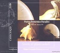 Pietro Domenico Paradisi: Sonate di gravicembalo