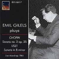 Emil Gilels Plays Chopin & Liszt by Chopin (2011-06-28)