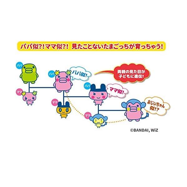 Tamagotchi m!x (たまごっちみく...の紹介画像3