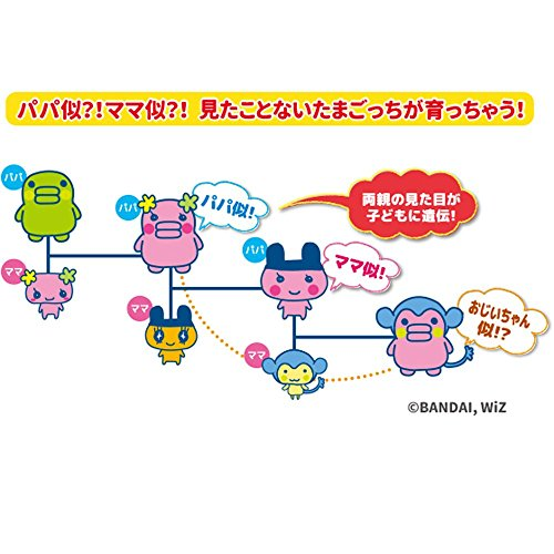 Tamagotchi m!x (たまごっちみくす) Spacy m!x ver. ピンク