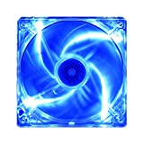親和産業 速風140Blue LED ワイドレンジPWMファン SH1425D-PWM20-LB
