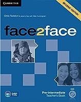 face2face. Pre-intermediat. Teacher's Book with DVD