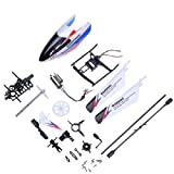 WLTOYS V911-PRO V911-V2 ヘリコプター 予備部品 スペアパーツセット モーター ネジ付き 並行輸入品