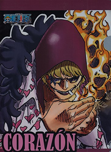 ONE PIECE ワンピース A4 クリアファイル 原作 CORAZON 【 コラソン 】