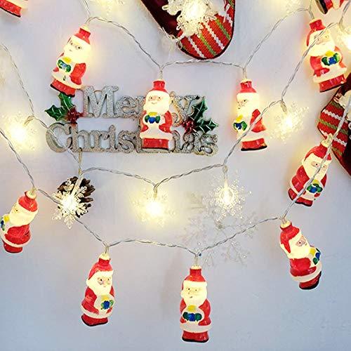クリスマス イルミネーションライト LEDストリングライト ...