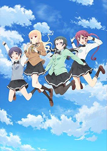 【Amazon.co.jp限定】TVアニメーション「ラーメン大好き小泉さん」Blu-ray Disc 上下巻セット(描き下ろしオリジナル屏風付き)