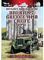 Balkans, Greece & Crete 1941 [DVD] [Import]