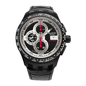 スウォッチ (swatch) 腕時計 IRONY CHRONO AUTOMATIC SVGB400 メンズ