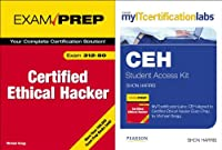 Certified Ethical Hacker Exam Prep by Michael Gregg with MyITCertificationlab by Shon Harris Bundle