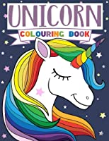 Unicorn Colouring Book: For Kids Aged 4-8