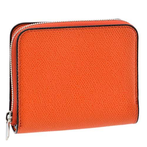 Valextra(ヴァレクストラ) 財布 メンズ GRAINED LEATHER 2つ折り財布 ARAGOSTA V8L38-028-00ARRL [並行輸入品]
