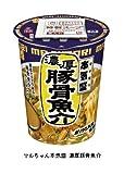 マルちゃん 本気盛 濃厚豚骨魚介 1箱(12入)