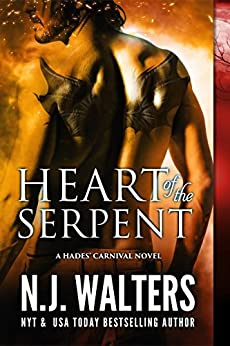 Heart of the Serpent (Hades Carnival Series Book 5) by [Walters, N.J.]