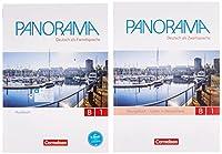 Panorama B1: Gesamtband - Kursbuch und Uebungsbuch DaZ: 120523-2 und 120525-6 im Paket