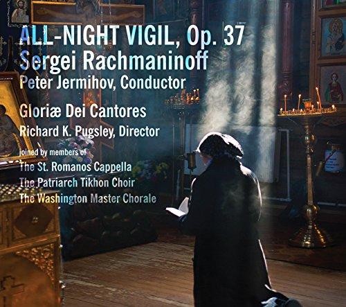 Rachmaninoff: All-Night Vigil Op 37