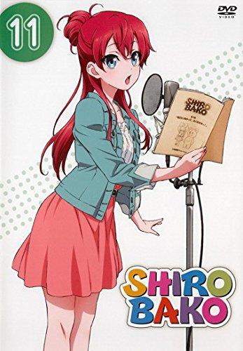 SHIROBAKO 11 [レンタル落ち]