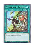 遊戯王 英語版 DUPO-EN096 神の写し身との接触 El Shaddoll Fusion ウルトラレア 1st Edition