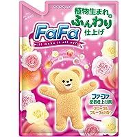 【大容量】 ファーファ 柔軟剤 フローラルフルーティの香り 詰替用 2000ml