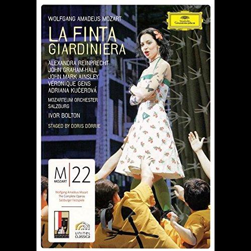 Mozart - La Finta giardiniera (Salzburg Festival 2006) [DVD] [Import]
