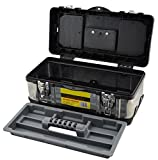 1stモール 【 大容量工具収納BOX 】 達人ケース ツールボックス 工具大量収納 これ一つで 準備万全 3サイズ 【 Mサイズ 】 ST-DIYTA-M