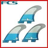 FCS2(エフシーエスツー) フィン パフォーマー パフォーマンスコア トライ ミディアム 3本セット Performer PC Tri Set Medium FIN