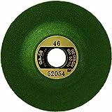 グリーンエースゴールド GA-58 58x3x9.6mm #46 日本レヂボン 高性能ミニエアグラインダ AG-58 専用砥石 25枚入り