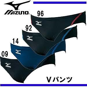 MIZUNO(ミズノ) MIGHTY LINE Vパンツ [メンズ] N2JB402292S 92:ブラック×ライトブルー S