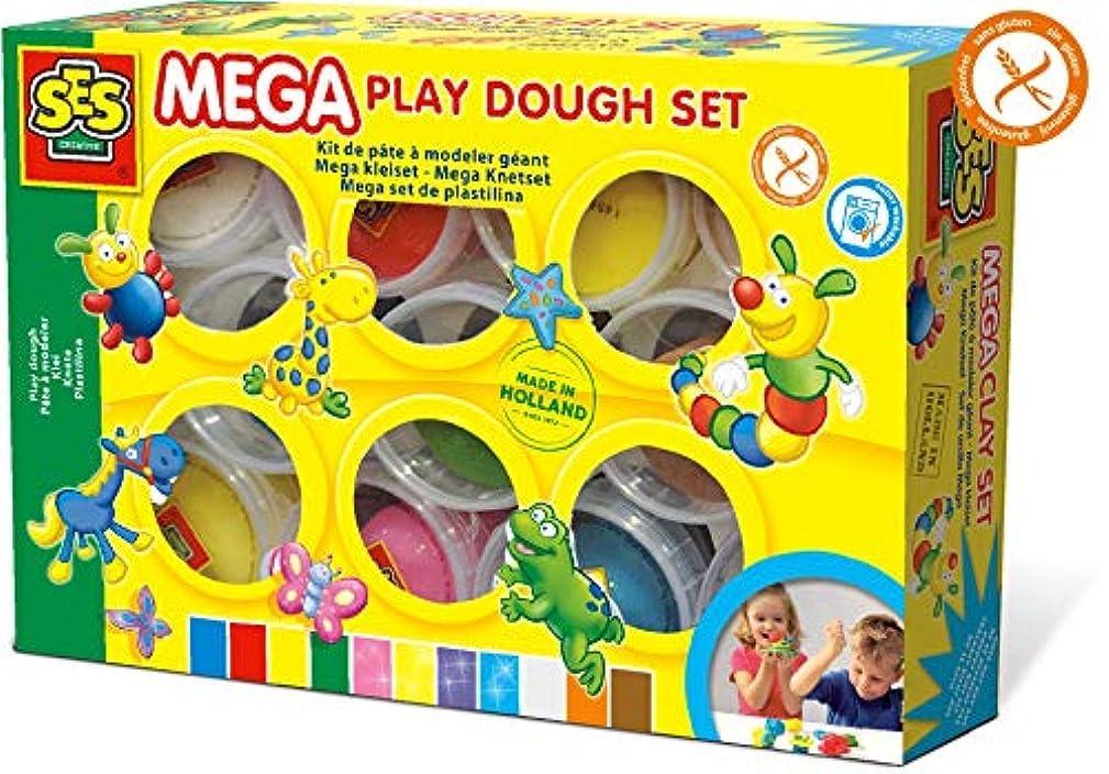 SES Mega Clay Set (Multi-Colour)