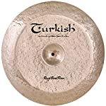 Turkish Cymbals Rock Series 16-inch Rock Beat Raw Swish * RBR-SW16