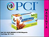 Premium Compatibles 331-8423-PCI MN6W2 C3760 Magenta Toner Cartridge by PREMIUM COMPATIBLES INC.