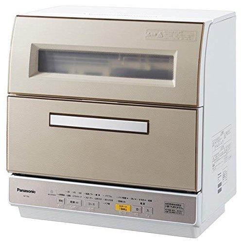 パナソニック 食器洗い乾燥機酵素の力を引き出し、汚れを分解「バイオパワー除菌」 (ベージュ) (NPTR9C) ベ...